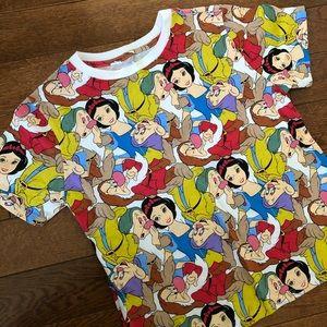 Disney Snow White tee